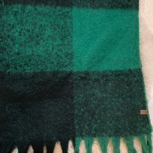 Roots large blanket scarf.